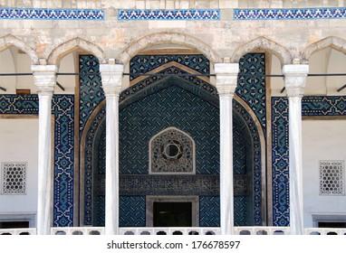 Museum of Islamic Art (Tiled Kiosk), Istambul, Turkey