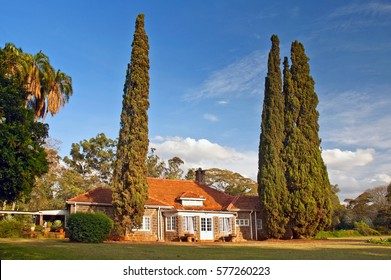Museum of Karen Blixen. Blixen was a Danish author best known for Out of Africa, her account of living in Kenya, Nairobi.