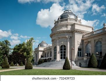 Museum 'La Boverie' in the city of Liège