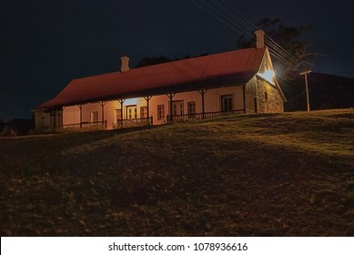 The museum at Rorkes Drift in KwaZulu Natal, South Africa. This was the location of one of the most famous battles in British military history in 1879.