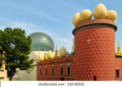 Museum of Salvador Dali in Figueras