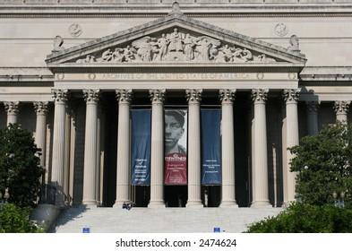 Museum in Washington DC