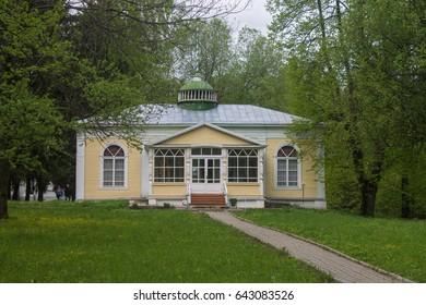 Museum-Estate, Botik Peter the Great, Pereslavl, Golden Ring of Russia