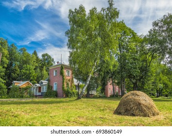 """Museum-reserve """"Muranovo"""" named after F.I.Tyutchev. Moscow region, Russia"""