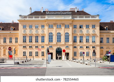 The Museumsquartier or MQ or Museums Quartier is an area in the centre of Vienna, Austria. Museumsquartier is home to a range of installations from large art museums.