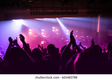 Music, crowds and excitement