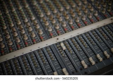 Music equipment for sound mixer,audio sound mixer