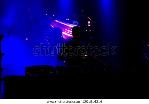 Brilliant Music Guitar Band Dj Party Draft Stock Photo Edit Now Uwap Interior Chair Design Uwaporg