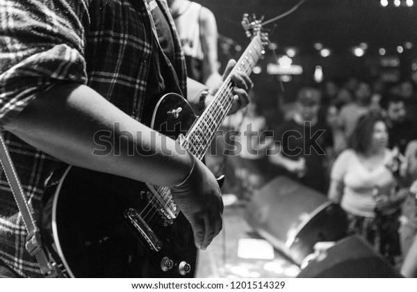 Strange Music Guitar Band Dj Party Draft Stock Image Download Now Uwap Interior Chair Design Uwaporg