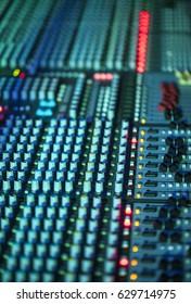 Music Mixer Mastering Sound