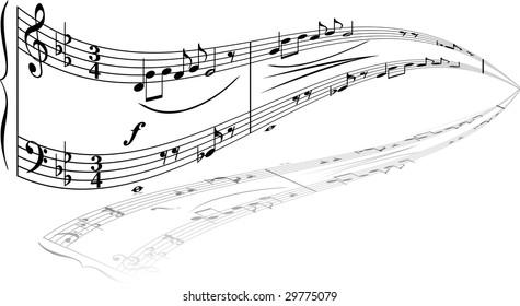 music theme (Version vector 21924232)
