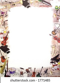 Musical instrument note pad