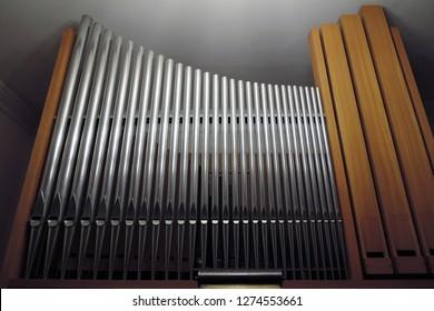 Musical instrument organ