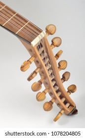 Musical instrument, oud, strings