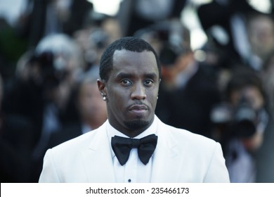 Musician Sean 'P.Diddy' Combs arrives at 'Killing Them Softly' Premiere during the 65th Annual Cannes Film Festival at Palais des Festivals on May 22, 2012 in Cannes, France.
