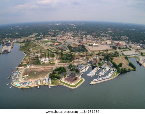Muskegon is an Urban Center in Michigan