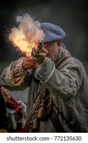 Musket Pan ignition