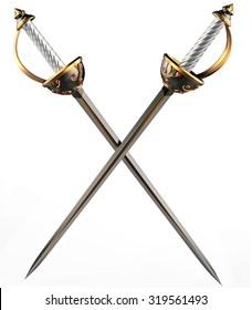 Musketeer Sabres