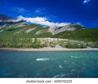 Muskwa River, British Columbia, Canada
