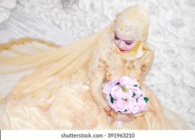 Wedding Muslim Stock Photos Images Photography Shutterstock