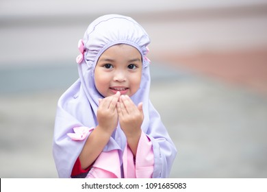 muslim kids images stock photos vectors shutterstock https www shutterstock com image photo muslim kid girl wearing hijab praying 1091685083