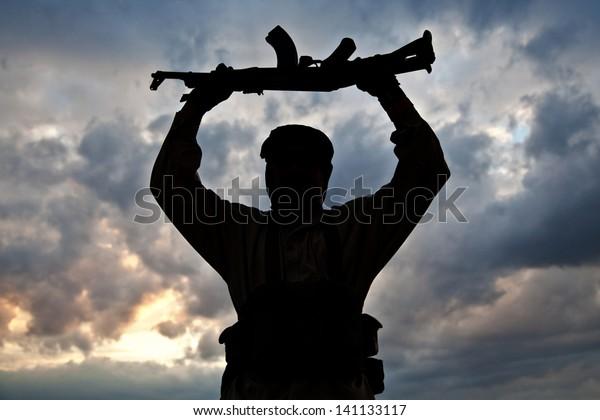 muslimisch militant