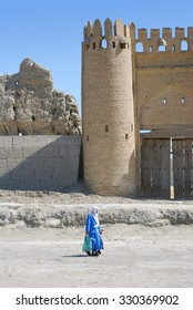 Muslim misses the ancient tower