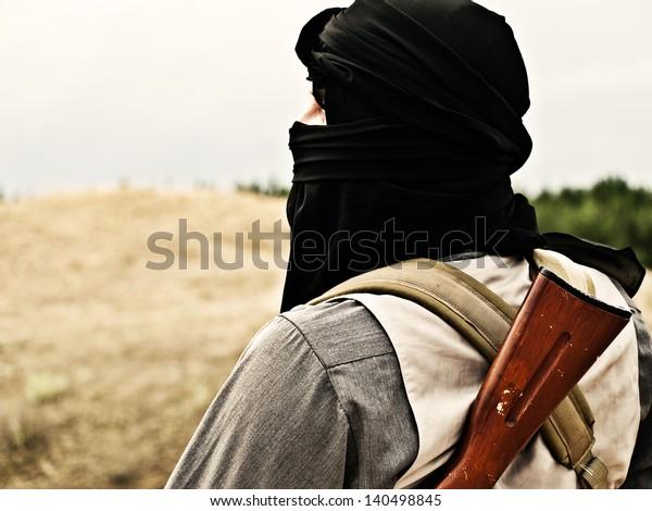Muslim rebel