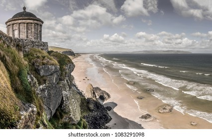 Mussenden Temple at Downhill
