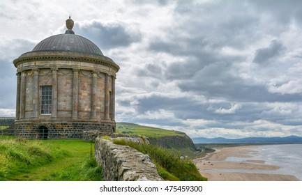 Mussenden Temple, Londonderry, Northern Ireland