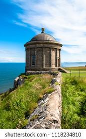 Mussenden Temple North Antrim Coast Northern Ireland