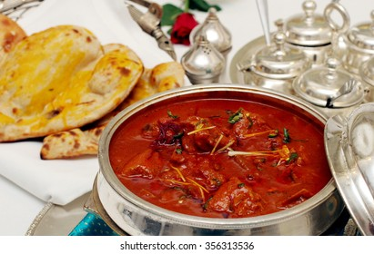 MUTTON QURMA OF AWADH The richness of Awadh's royal cuisine lies not only in the variety but also in the ingredients used like mutton & paneer (a type of milk curd cheese),