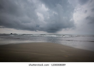 Muzhappilangad drive-in beach, Kannur, Kerala, India, This is the longest Drive-In Beach in Asia.