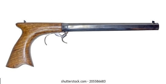 Muzzleloader Images, Stock Photos & Vectors | Shutterstock