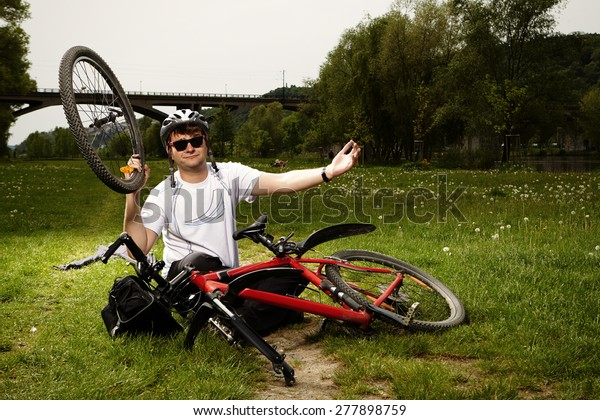 My bicycle is broken