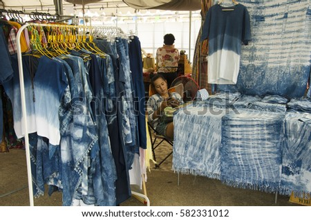 Batik Design Clothing | My Clothing Shop Fashion Tie Batik Stock Photo Edit Now 582331012