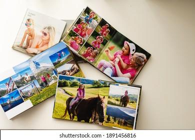 My Family Travel Photobooks album