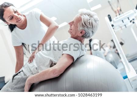 My favourite trainer Exuberant