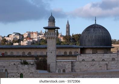 My Jerusalem.