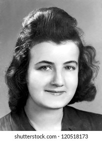 my Mother Maria Witowska as young woman of thirty two sixty six years ago