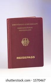 my own german passport