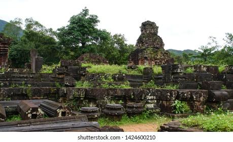 My Son world heritage sites (Vietnam)
