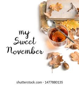 Sweet November Images Stock Photos Vectors Shutterstock