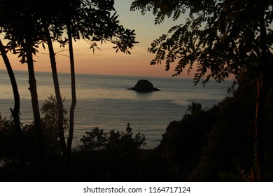 My travel is amasra from turkey  amasra akarsu camping ( singer baris akarsu hause ) nature sunset