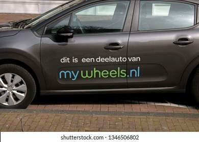 My Wheel Share Car At Amsterdam The Netherlands 2019