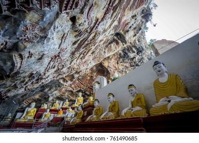 Myanmar nice pagoda