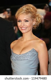 """MyAnna Buring arriving for the """"The Twilight Saga: Breaking Dawn Part 2"""" premiere at the Odeon Leicester Square, London. 14/11/2012 Picture by: Henry Harris"""