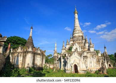 Myint Village ancient ruins an old city in Chaung-U township, Monywa District , Myanmar
