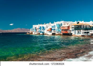 Mykonos island,Greece