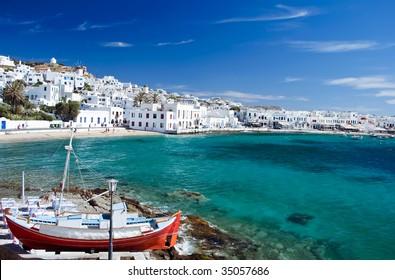 Mykonos Town, Griechenland